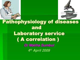 Dr Maliha Sumbul 4 th  April 2009