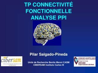 TP CONNECTIVITÉ FONCTIONNELLE   ANALYSE PPI Pilar Salgado-Pineda