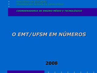 MINISTÉRIO DA EDUCAÇÃO UNIVERSIDADE FEDERAL DE SANTA MARIA