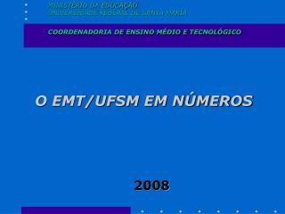 MINIST�RIO DA EDUCA��O UNIVERSIDADE FEDERAL DE SANTA MARIA