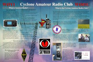 Cyclone Amateur Radio Club