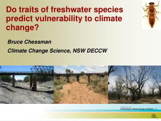 Do traits of freshwater species predict vulnerability to climate change?