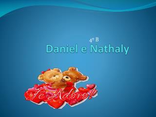 Daniel e  Nathaly