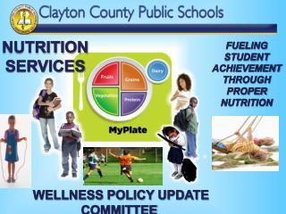 Fueling student achievement through proper nutrition