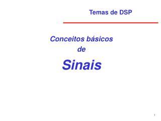 Temas de DSP