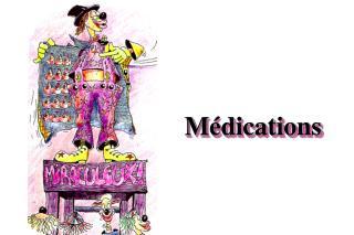 Médications