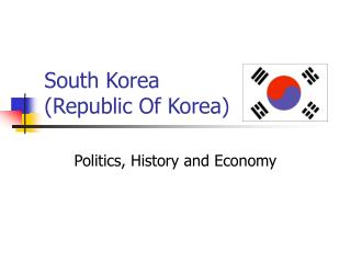 South Korea (Republic Of Korea)