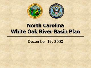 North Carolina  White Oak River Basin Plan