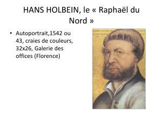 DIAPORAMA HOLBEIN
