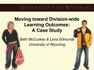 Moving toward Division-wide Learning Outcomes: A Case Study