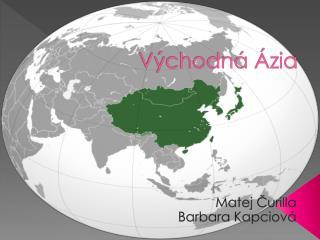 Východná Ázia