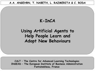 A.A. ANGEHRN, T. NABETH, L. RAZMERITA & C. RODA