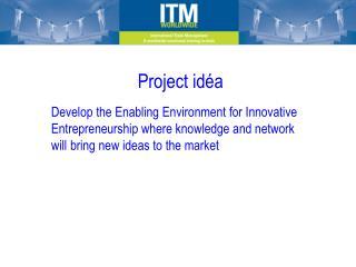 Project idéa