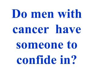 Prostate and Bladder Cancer