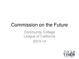 Commission on the Future