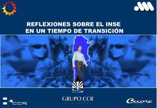 REFLEXIONES SOBRE EL INSE   EN UN TIEMPO DE TRANSICIÓN