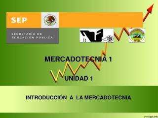 MERCADOTECNIA 1