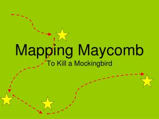 Mapping Maycomb