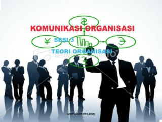 Konsep dan Teori Organisasi  :