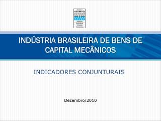 INDÚSTRIA BRASILEIRA DE BENS DE CAPITAL MECÂNICOS