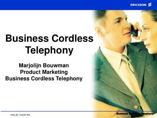Business Cordless  Telephony