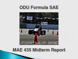 ODU Formula SAE
