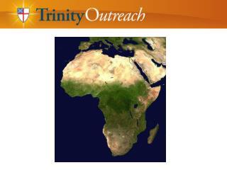 Why International Outreach?