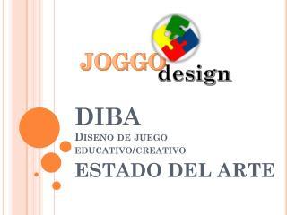 DIBA Diseño de juego  educativo/creativo