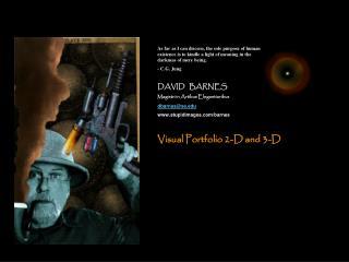 DAVID   BARNES Magistri in Artibus Elegantioribus dbarnes@se stupidimages/barnes
