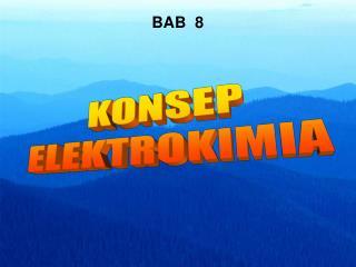 KONSEP  ELEKTROKIMIA