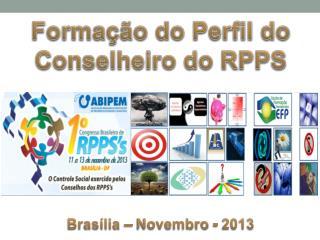Brasília – Novembro - 2013