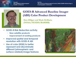 GOES-R Advanced Baseline Imager (ABI) Color Product Development