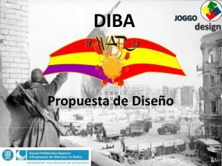 """DIBA """"WAR 36/39"""""""