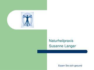 Naturheilpraxis  Susanne Langer