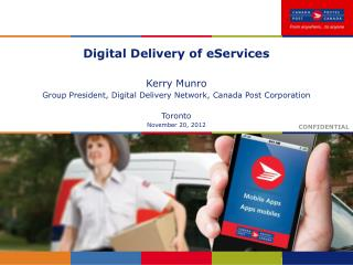 Digital Delivery of eServices Kerry Munro