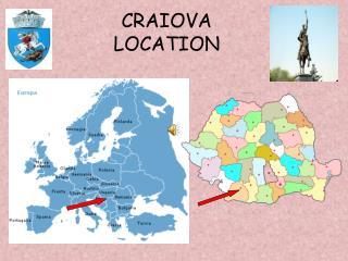 CRAIOVA  LOCATION