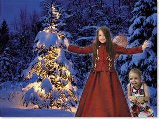 Móra László Karácsony édes ünnepén