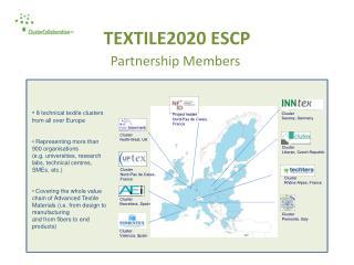 TEXTILE2020 ESCP