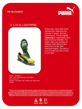 Article:   102180 01 Color: Team Yellow/Amazon Green/Black Size: UK 8.5-10