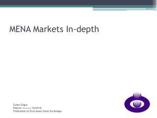 MENA Markets In-depth