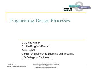 Engineering Design Processes