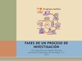 FASES DE UN PROCESO DE INVESTIGACIÓN