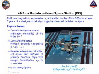 ISS-present status