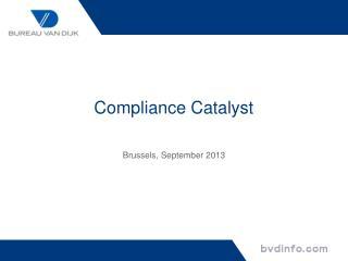 Compliance Catalyst