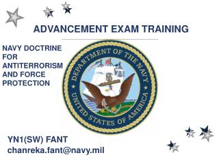 ADVANCEMENT EXAM TRAINING
