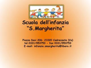 """Scuola dell'infanzia """"S.Margherita"""""""