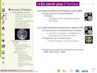 Protocole de Kyoto  en 1997 Premier texte qui contient des objectifs quantifiés et un calendrier