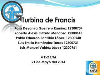Turbina de Francis
