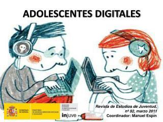 ADOLESCENTES DIGITALES