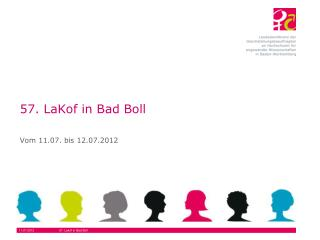57. LaKof in Bad Boll